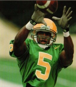 Oregon WR Damon Griffin 94-98