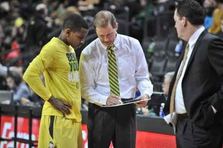 Altman coaching up a Duck.