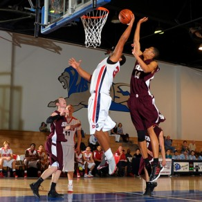 CA Prep Basketball 2011: Simi Valley vs Pleasant Grove  DEC 28