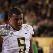Arik Armstead will be asked to replace Dion Jordan's productivity from last year