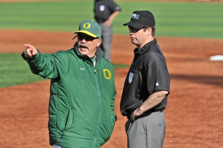 Oregon baseball heads to Nashville on Thursday for the NCAA Regionals.