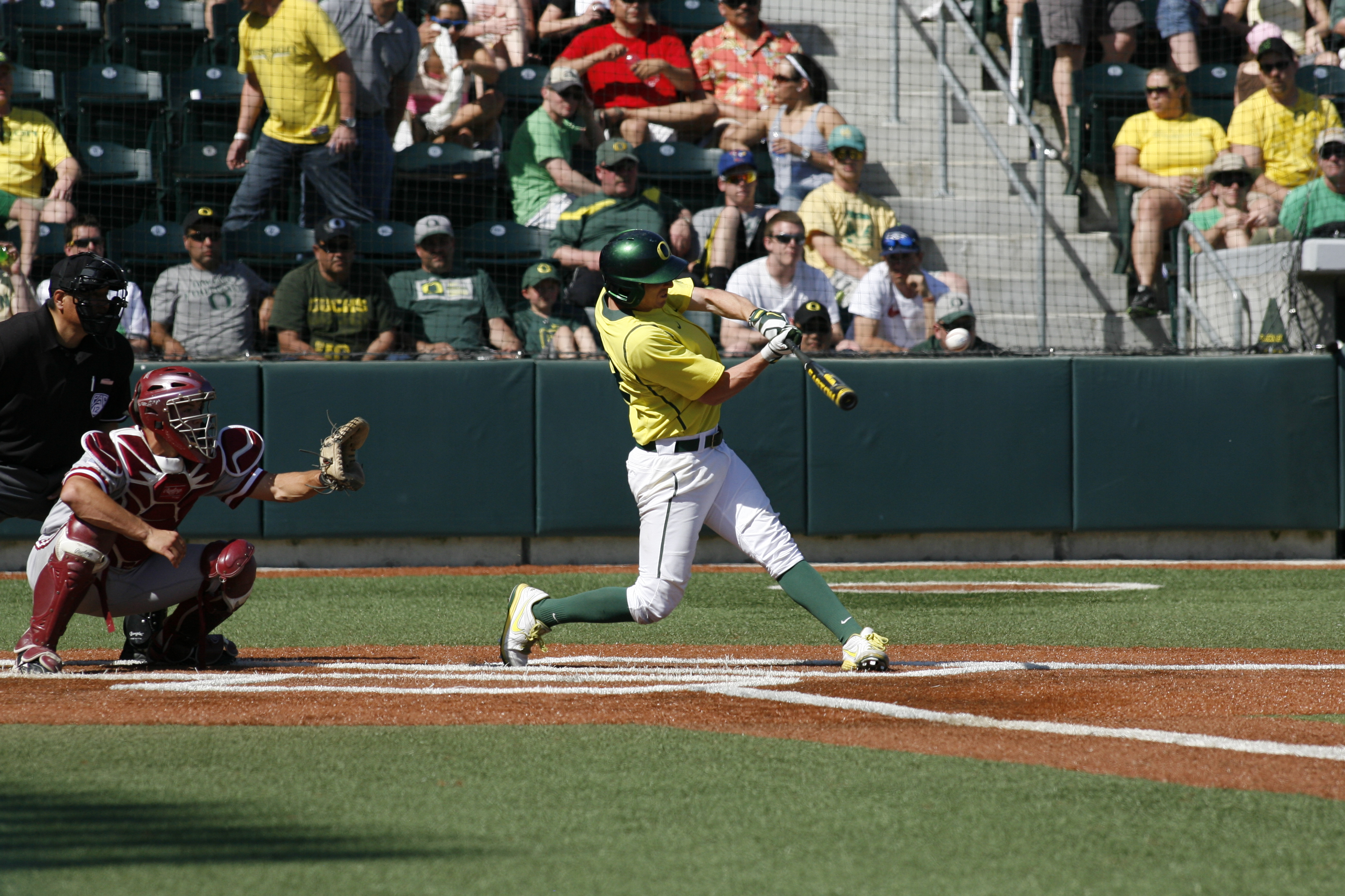 Ducks vs Stanford baseball _2 195