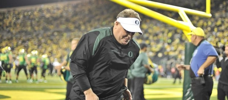 Chip Kelly 8 Uw KC