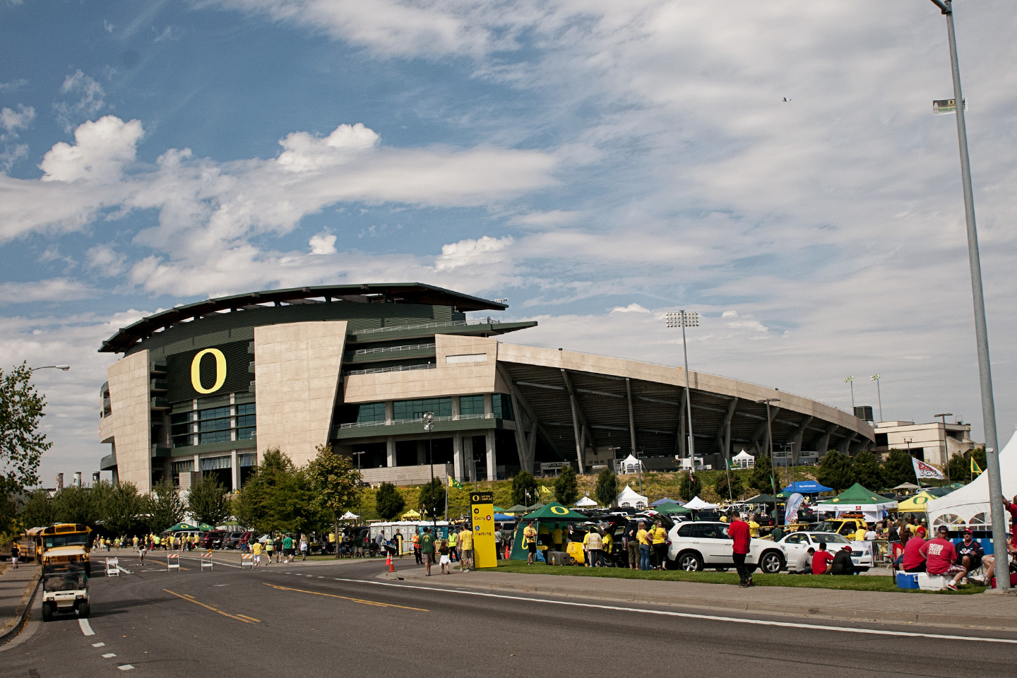 "The Oregon ""O"" actually represents something."