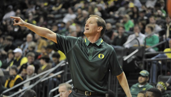 Dana Altman and the Ducks are headed in the right direction