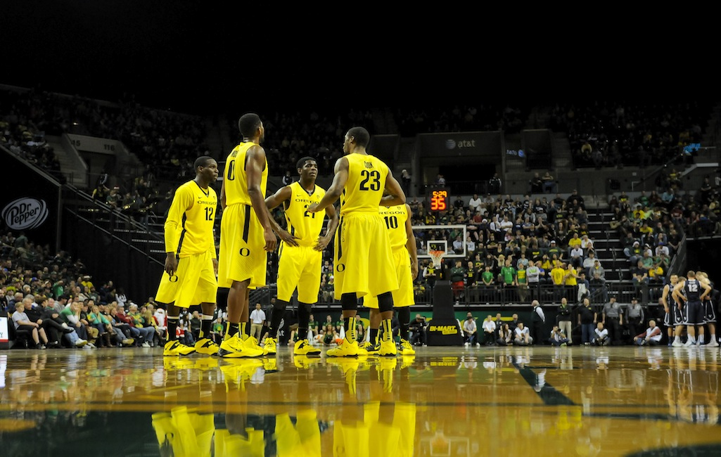 Oregon defeats BYU 100-96