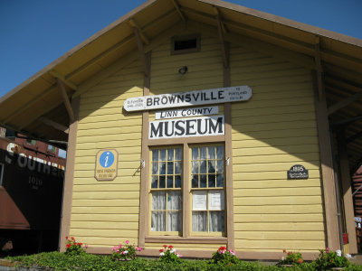 "Brownsville was the home to ""Stand by Me.""  If filmed in Benton County the movie would have been called ""Walk on By."""