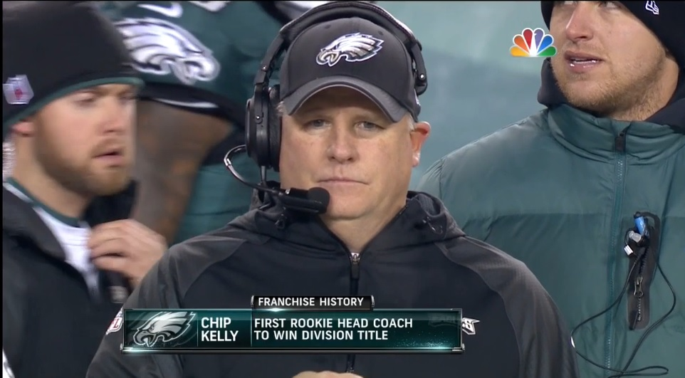 Chip Kelly Gets Emotional