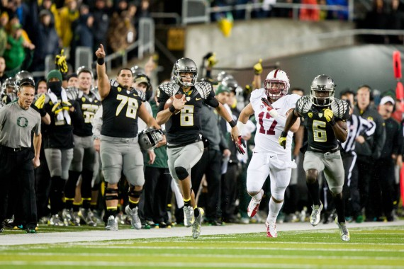 Oregon-Stanford at Autzen Stadium is a game made for primetime.