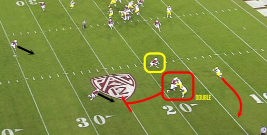 Oregon WRs in action...