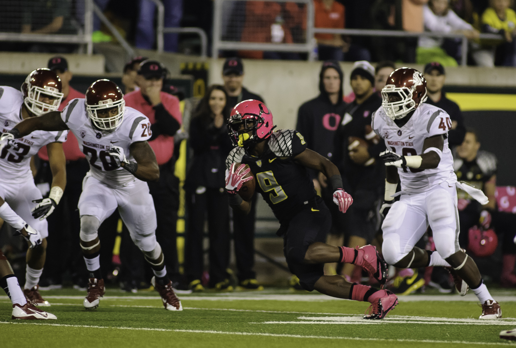 Byron Marshall 52 Washington State13CS