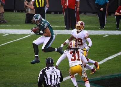 Riley Cooper vs. Washington