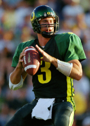 Joey Harrington at Oregon