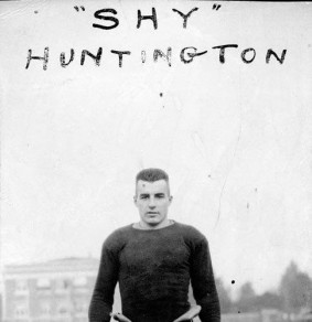Former UO QB and Head Coach Shy Huntington