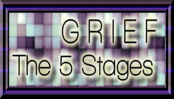 The 5 Stages Of Grief Denial Anger Bargaining Depression And Acceptance