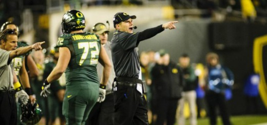 Mark Helfrich led the Ducks to 11 wins in 2013, the most by a first-year head coach in school history.