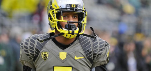 Suddenly, Keanon Lowe has been thrust into the spotlight for Oregon's Wide Receiver Unit