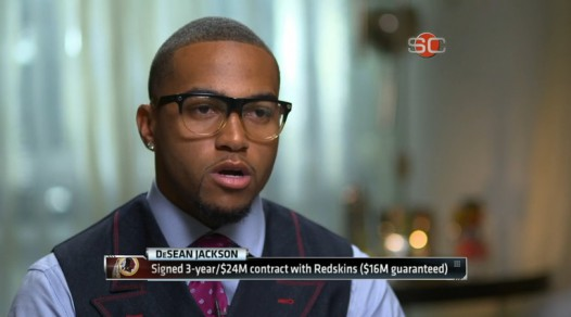 DeSean makes his case on ESPN