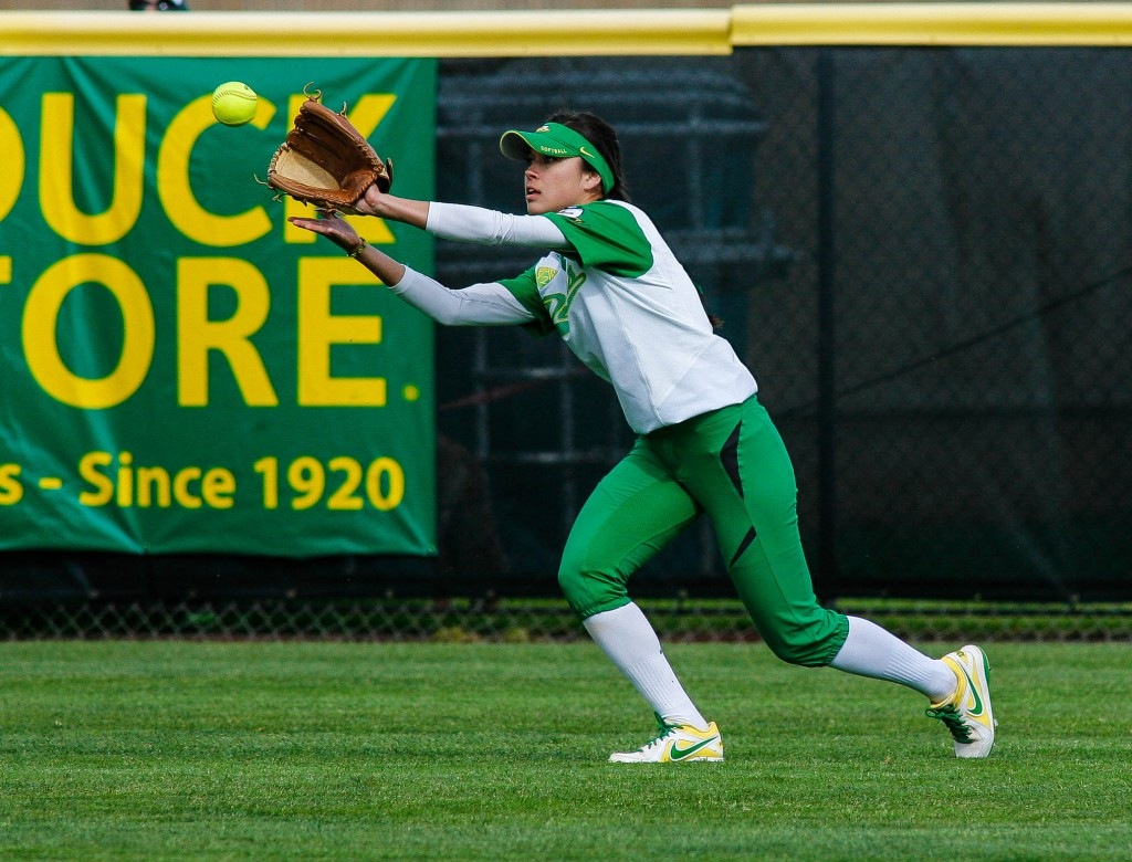 Fielding has been a big upgrade for Oregon this year