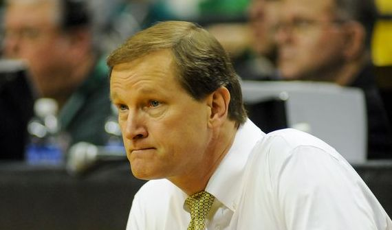 Oregon Ducks men's basketball, Head coach