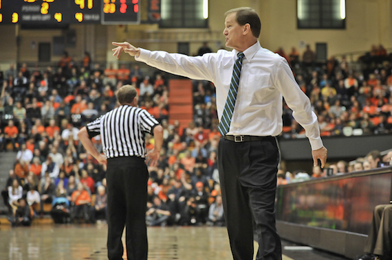 Dana Altman 28 Oregon State1314KC