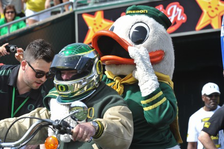 Who wants to miss a chance to see the Duck in action?
