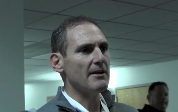 Pac-12 Commissioner Larry Scott