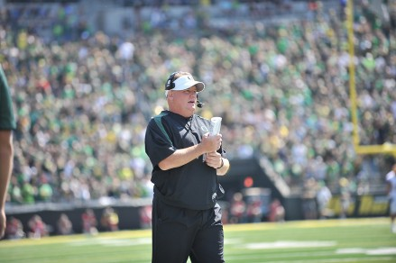 Chip Kelly plotting his next move