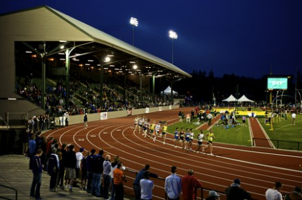 Historic Hayward Field (Eugene, OR.)