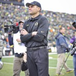 Helfrich is entering his second year at the helm.