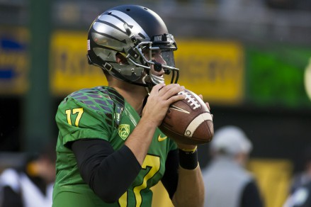 Will Jeff Lockie hold off the newcomers to win the 2015 start at QB?