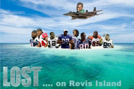 Elite receivers would always get lost on Revis Island (look it up)