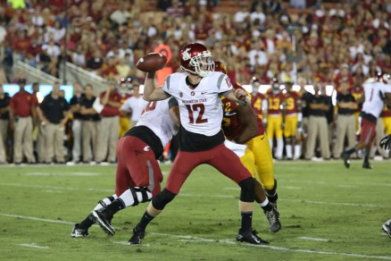 Connor Halliday will have a HUGE week, as long as I don't play him.
