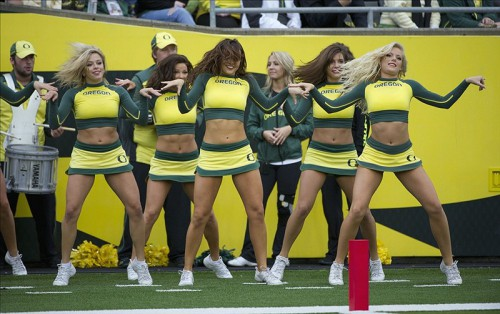 You'll be just fine with Oregon Cheer