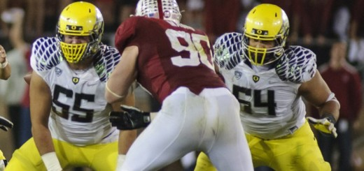 Oregon Falls to Stanford