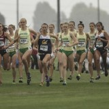 Oregon women cross country