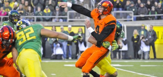 Oregon will attack Senior Sean Mannion to slow down OSU