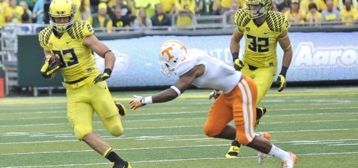 Johnny Mundt will have to step up to replace Pharaoh Brown