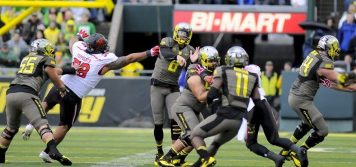 Utah cant find an answer for Marcus Mariota and the Ducks