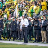 Oregon meets Colorado at Autzen Stadium NCAA football.
