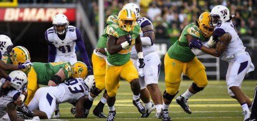 Royce Freeman will try to keep rolling into the CFP