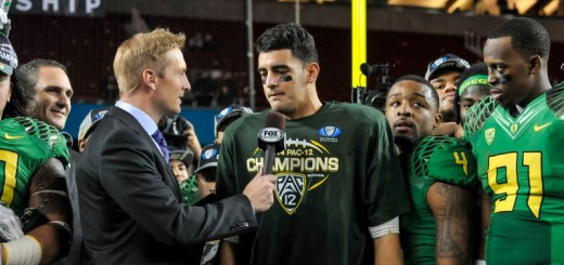Marcus Mariota is looking to cap his historic season with a national championship