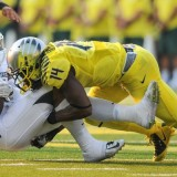 The Ducks will be without top defender Ifo Ekpre-Olomu in the Rose Bowl