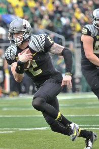 Bennett running with Oregon