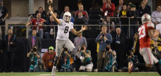 Marcus Mariota might be back in Eugene next year