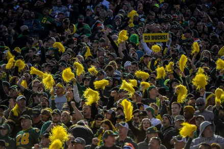 Oregon fans are excited and ready for another opportunity to play for the national championship