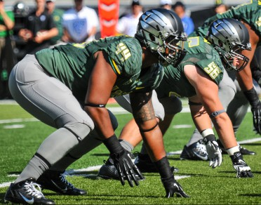 DeForest Buckner returns needed size and skill to the Duck defense.