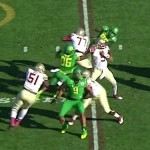 Can the Duck LBs get to OSU?