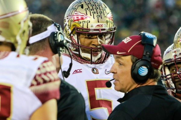Confusion dominated the Florida State sideline on Thursday.