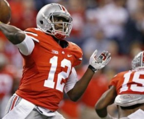 Cardale Jones is the only starting QB from last year's final four to return, and even he won't likely start.